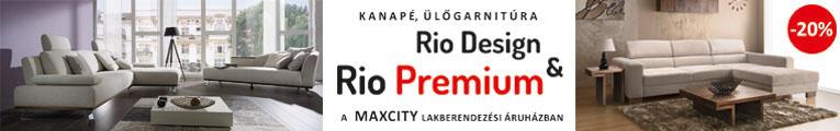 Otthon és lakberendezés Rio Design