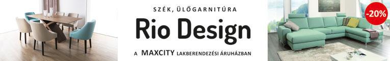 Rio Design Lakberendezés ADA és Tom Tailor bútorok
