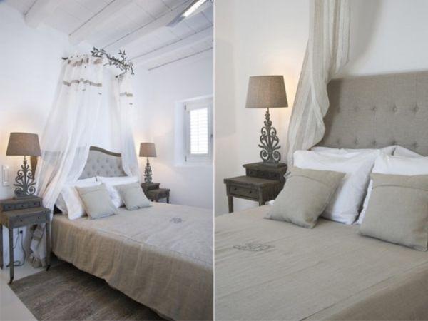 Romantikus stílusú ágy