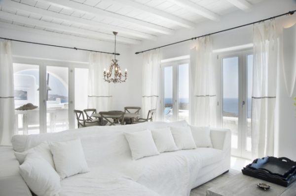 Görög mediterrán fehér nappali