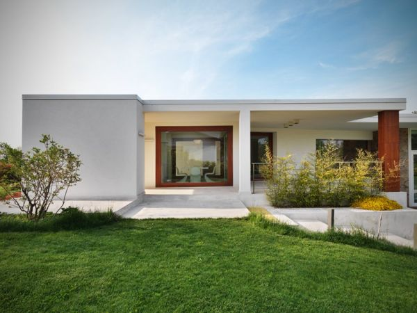 Modern Olasz Haz Minimalista as well Home Plans With Elevator also 511299363914909652 as well 1 Story Bungalow House Designs also Modern Garage Home Plans. on narrow 3 story townhouse plans
