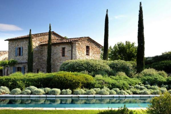 mediterran kőház