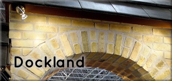 dockland téglaburkolat