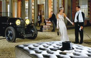 A Titanic sorsdöntő útjának emlékére a Vi-Spring korhű luxuságyat készít
