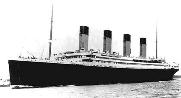 Titanic korhű kép