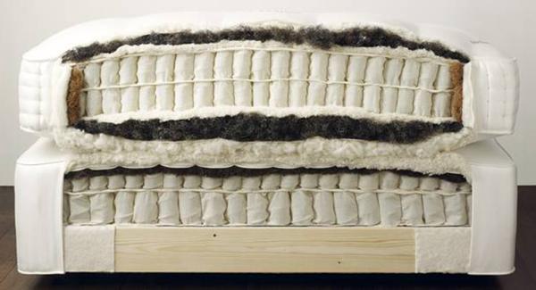 VI-Spring luxus matrac lószőrből