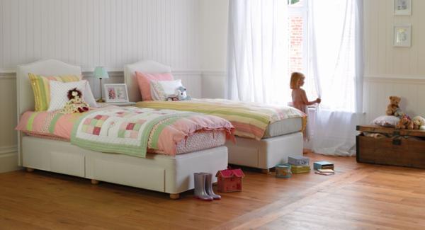 Vi-Spring modern és klasszikus luxus gyerekágy