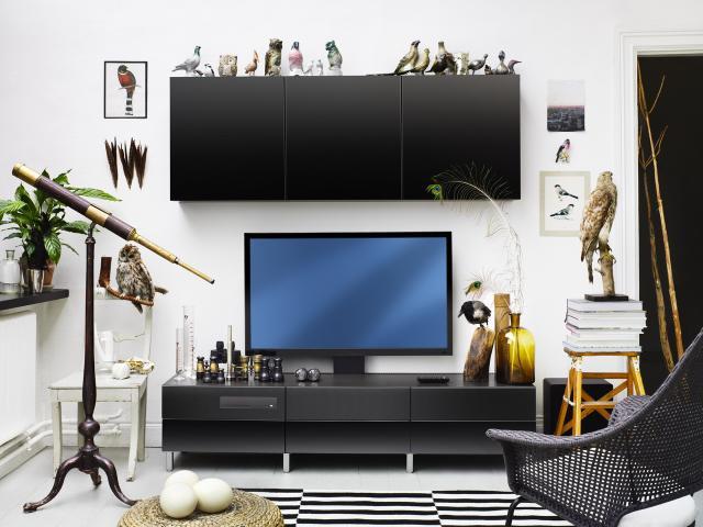 Ikea uppleva tv és blu-ray