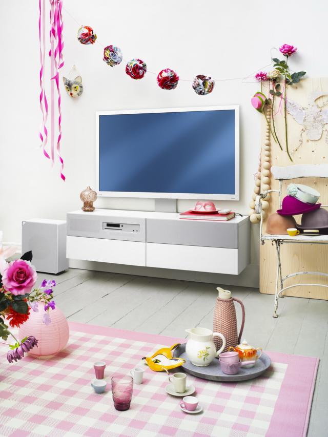 Ikea uppleva tv asztal