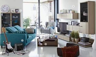 Minden új nappali falrendszerre most 20% kedvezmény