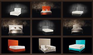 Mesés kényelem és fényűzés a hálószobában – Platinum Paris luxus franciaágyak
