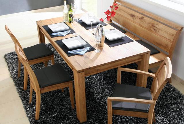 Étkezőasztal paddal