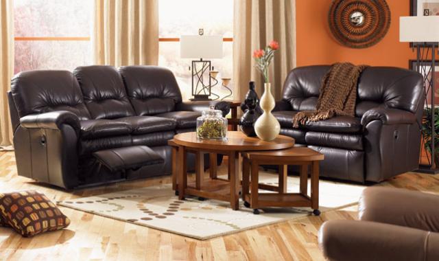 Amerikai lakberendezés kanapé