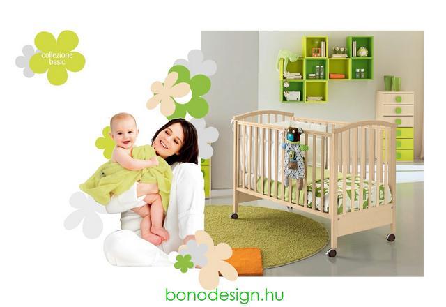 Zöld olasz bababútor