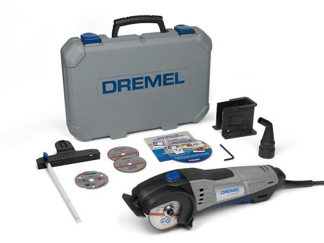 Dremel DSM20 kompakt fűrész szerelőtáska