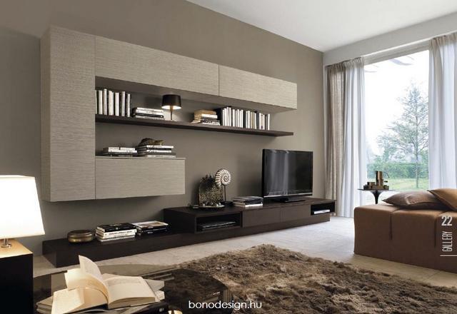 Milánói trendszínek a Colombini új nappali bútorain
