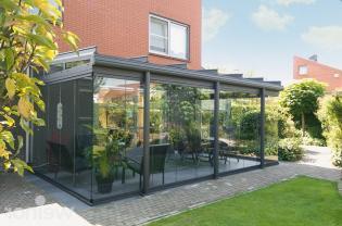 Üvegezett teraszbeépítés - Weinor életterek minden időben