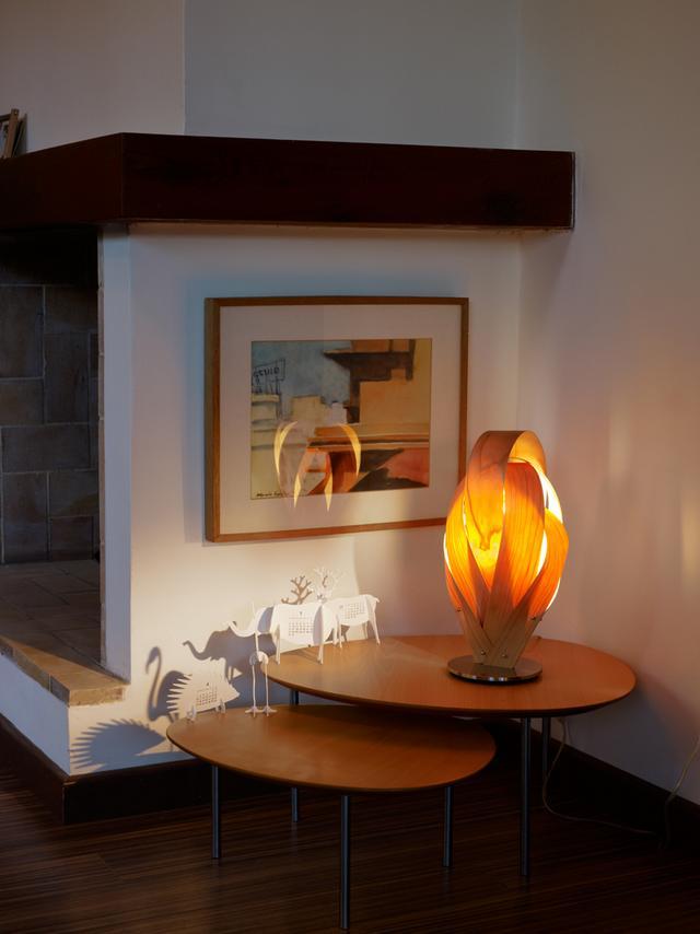 LFZ asztali lámpa