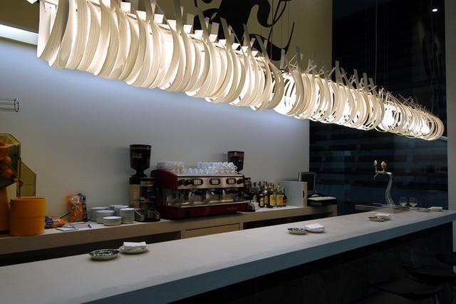 LFZ éttermi függeszék lámpa