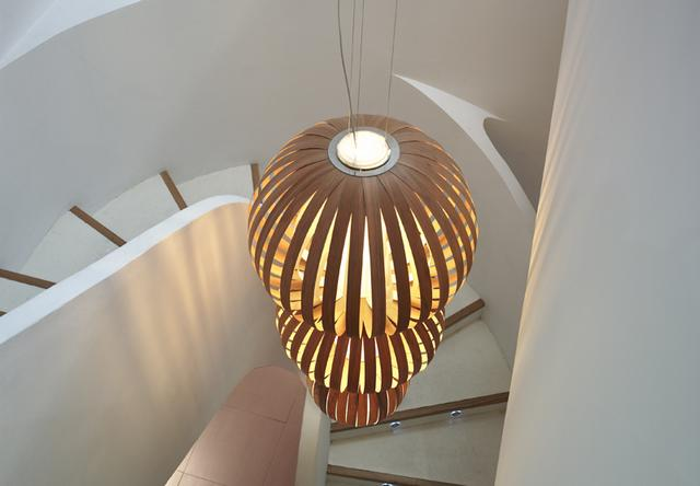 LFZ lépcsőházi függeszék lámpa