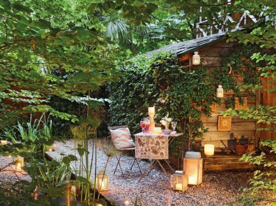 Összecsukható kerti garnitúra