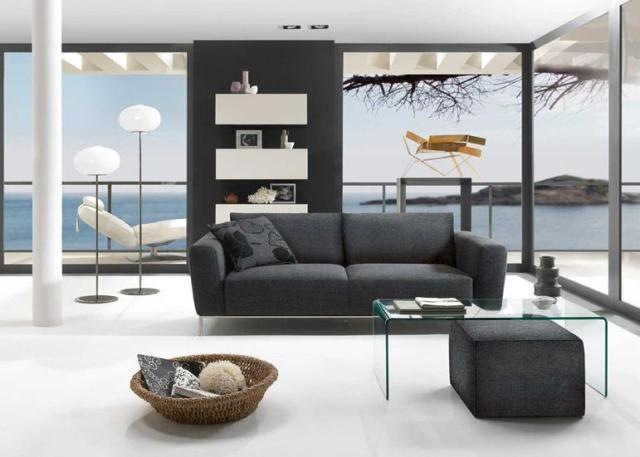 Natuzzi Ciak szövetes kanapé