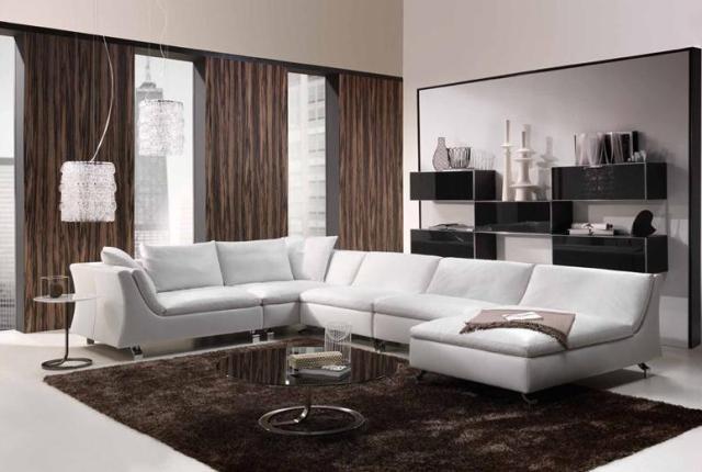 Natuzzi Fashion moduláris kanapé