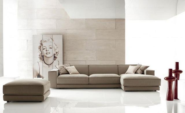 Buble olasz design kanapé