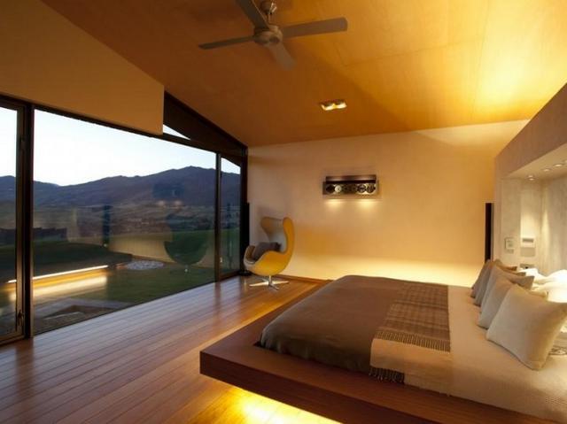 Zen hálószoba