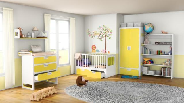 Playo variálható gyerekbútor