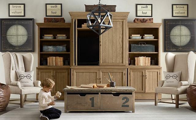 Klasszikus fiúszoba bútor
