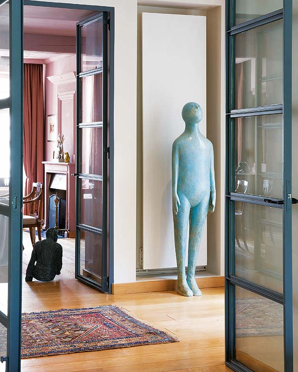 Hanneke Beaumont szobor
