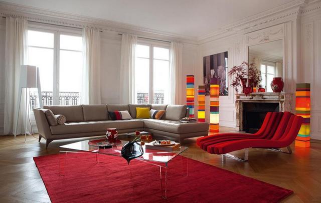 Roche Bobois kanapé moduláris szófák