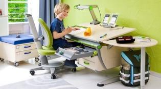 Dán design gyerekbútorok, kinyitható kanapék és babzsákok