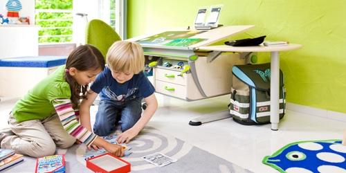 IDDesign íróasztal és görgős szék