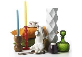Színes trendi dekoráció és ajándékötletek Dániából