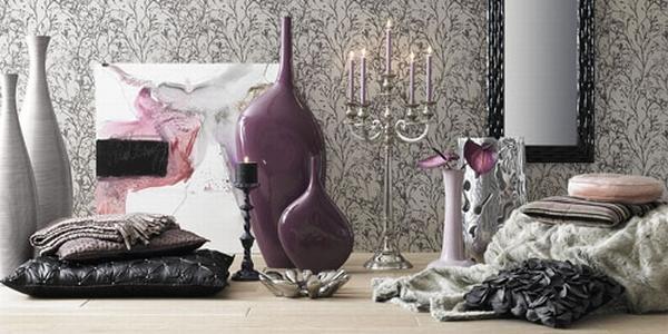 IDdesign dekoráció tapéták, lámpák