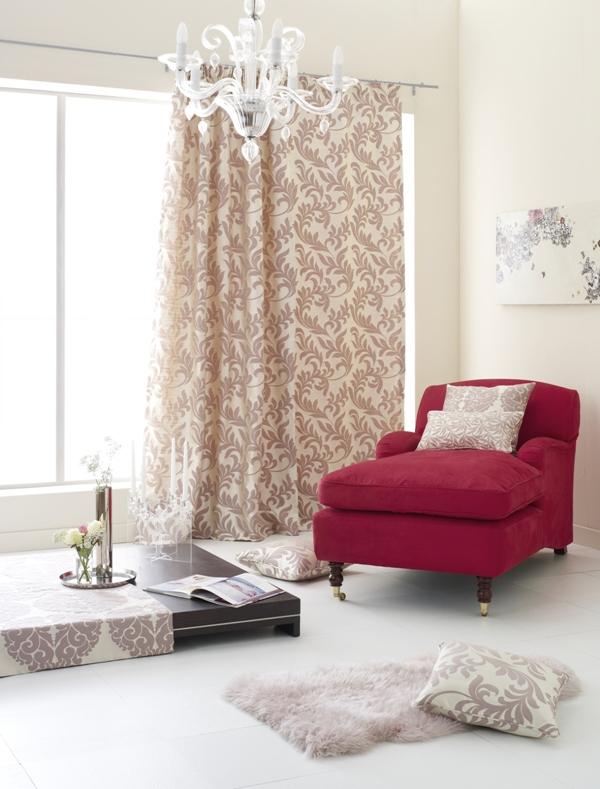Dekorfüggöny pasztell színű