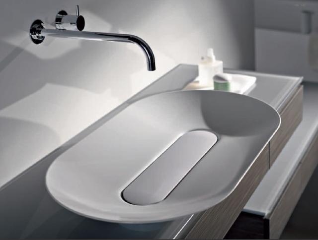 Alape német fürdőszoba, mosdó tükör, szekrény