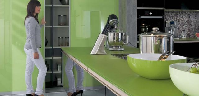 Lechner esztétikus konyhai munkalapok és hátfalak