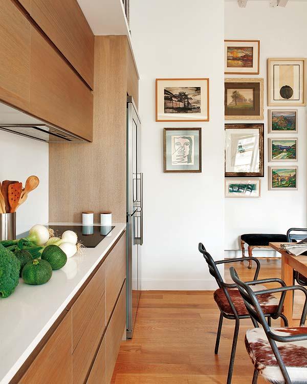 Képdekoráció konyhában