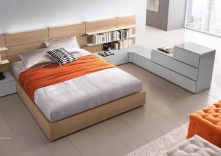 Új Monte Grappa Mobili hálószoba bútorok és franciaágyak
