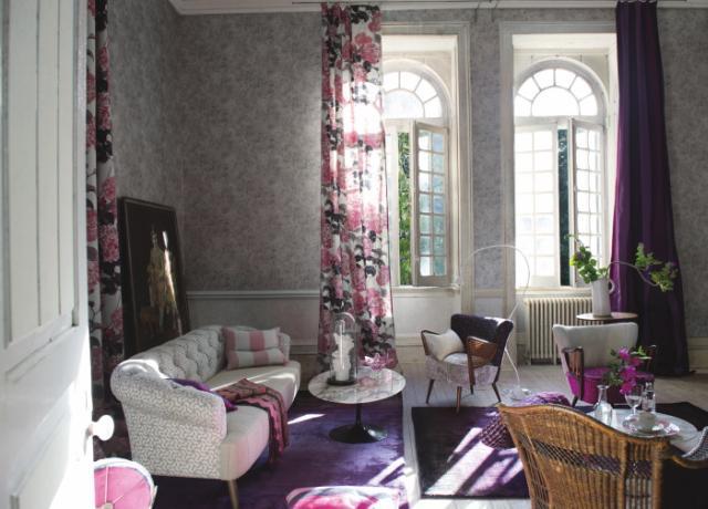 Designers Guild Pavonia függöny kollekció