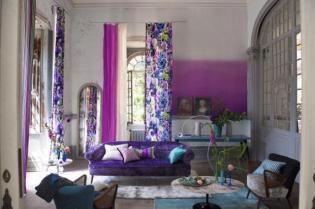 Pavonia függöny kollekció - a 19. század festői inspirálták