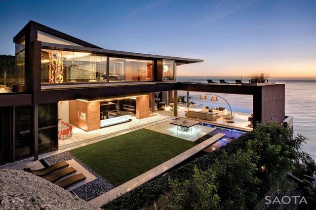 Kortárs építészet és belsőépítészet