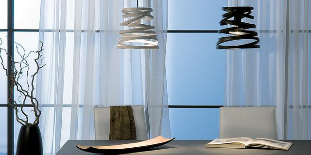 Curl my light lámpa / Studio Italia Design Dima Loginoff