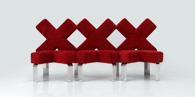 Kisses kétszemélyes szék / Artex Dima Loginoff