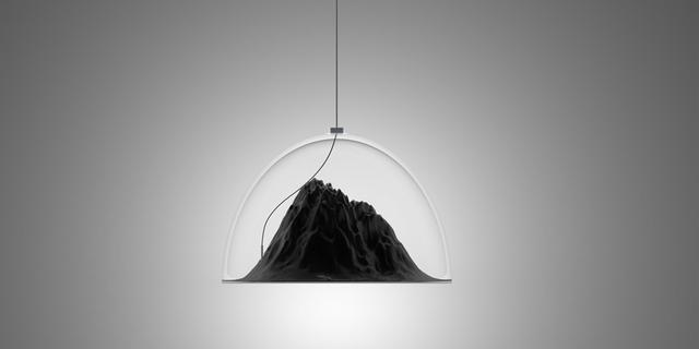 Mountain view függeszték lámpa Dima Loginoff