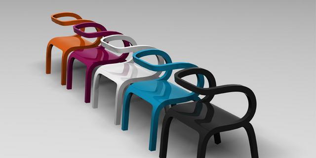 Selfish szék Dima Loginoff