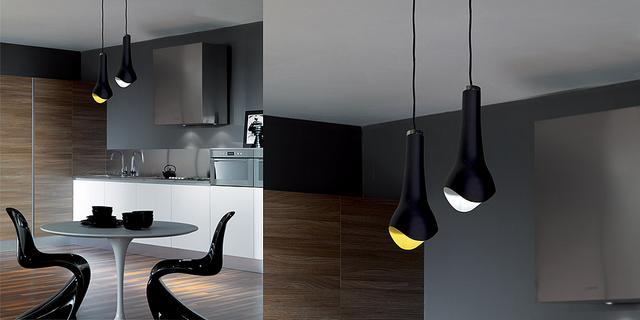 Trunk lámpa / Stúdió Italia Design Dima Loginoff
